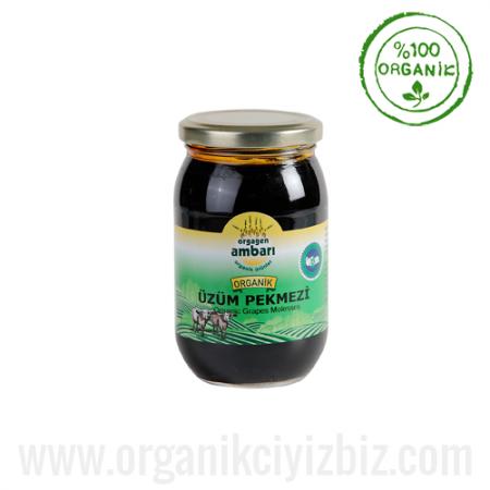 Organik Üzüm Pekmezi 870gr - Orgagen Ambarı