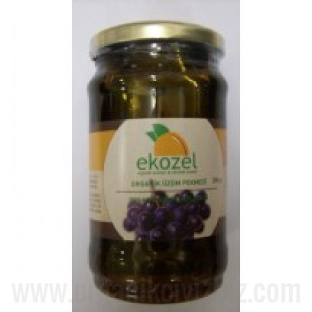 Organik Üzüm Pekmezi - Ekozel