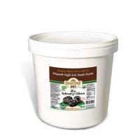 Organik Yağlı Sele Süper Siyah Zeytin (261-290) 10 kg - Baktat